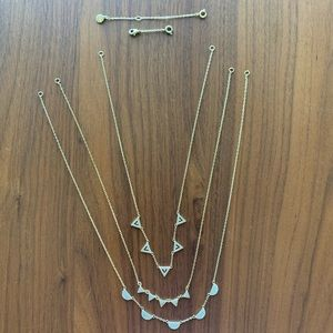 Stella & Dot Layering Necklaces